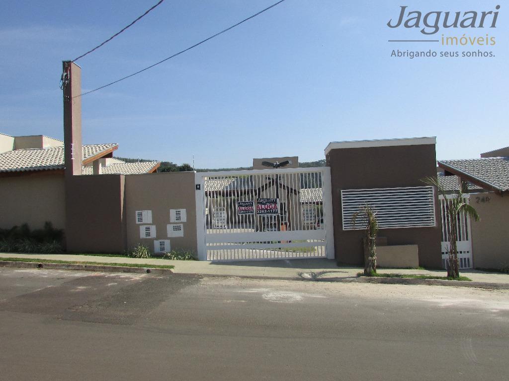 Casa residencial para locação, Jardim Santa Cândida, Agudos.