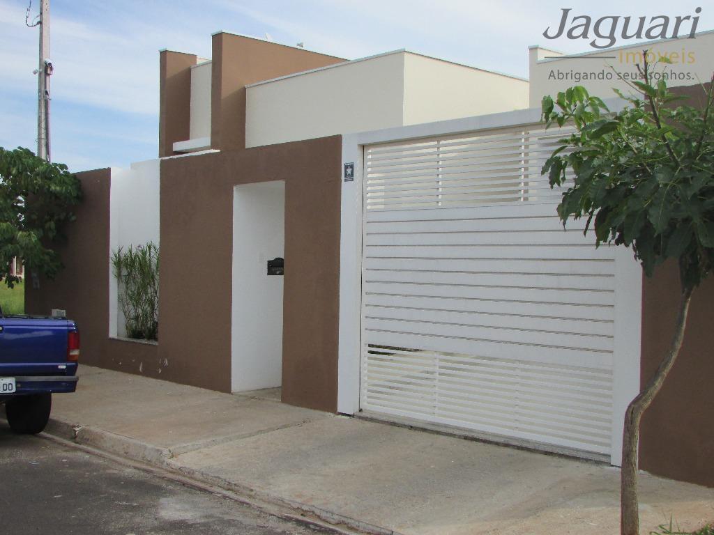 Casa residencial para venda e locação, Reserva Sant'Anna, Agudos.