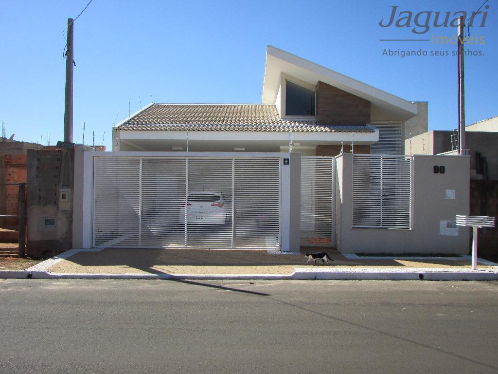 Casa residencial à venda, Jardim Márcia II, Agudos.