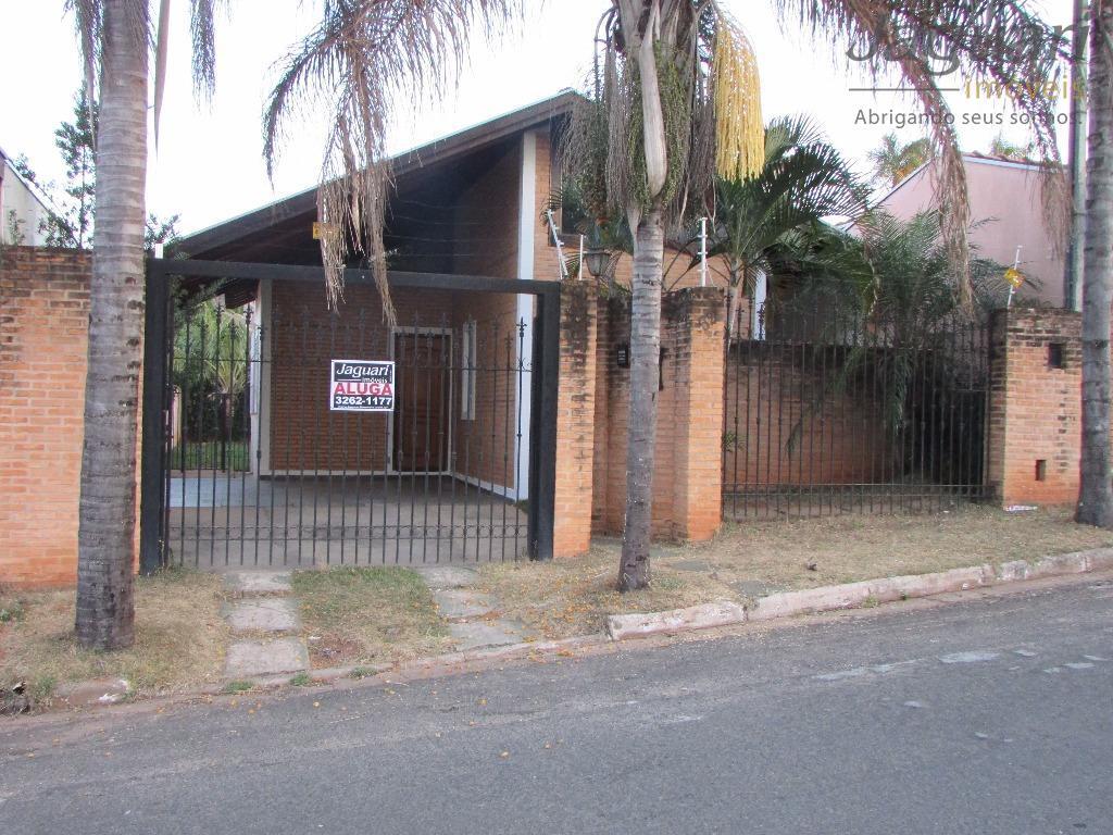 Casa residencial para locação, Vila Andreotti, Agudos.