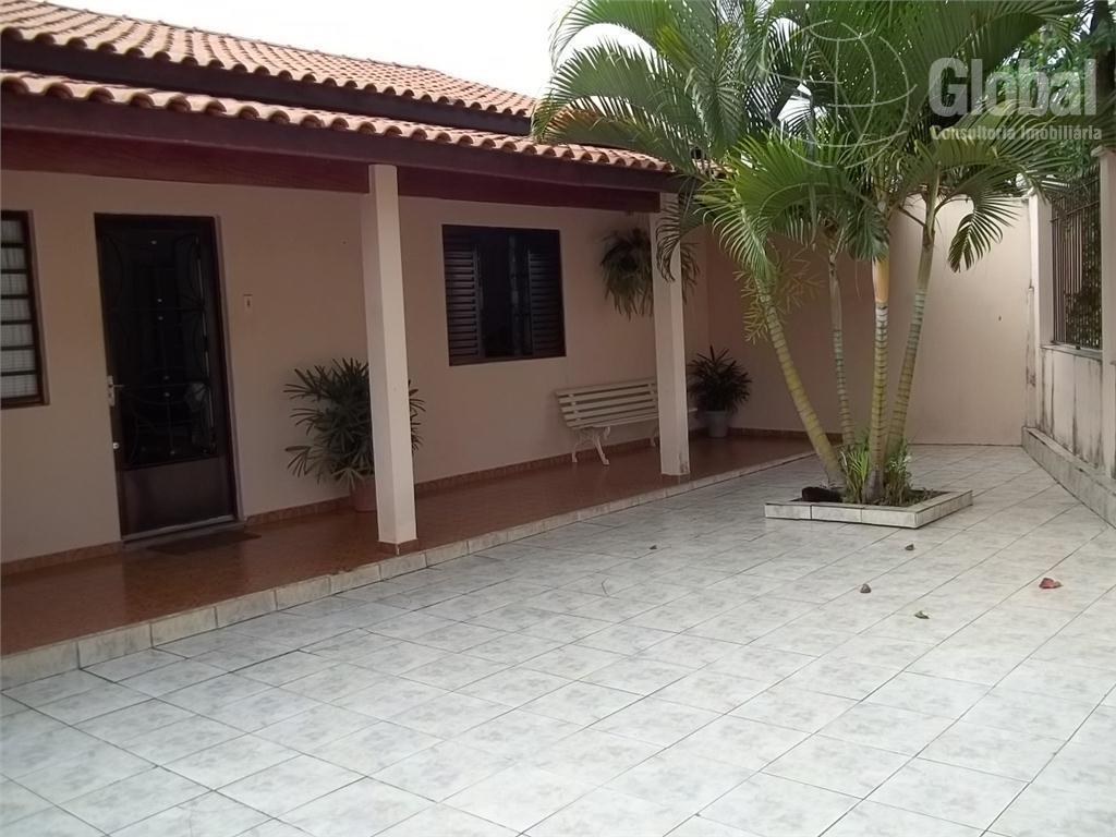 Casa Residencial à venda, Vila Miranda, Sumaré - CA0368.