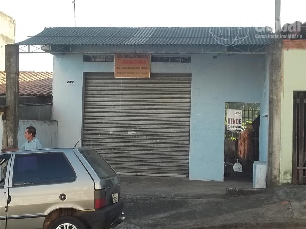 Salão comercial à venda, Jardim Éden, Nova Odessa.