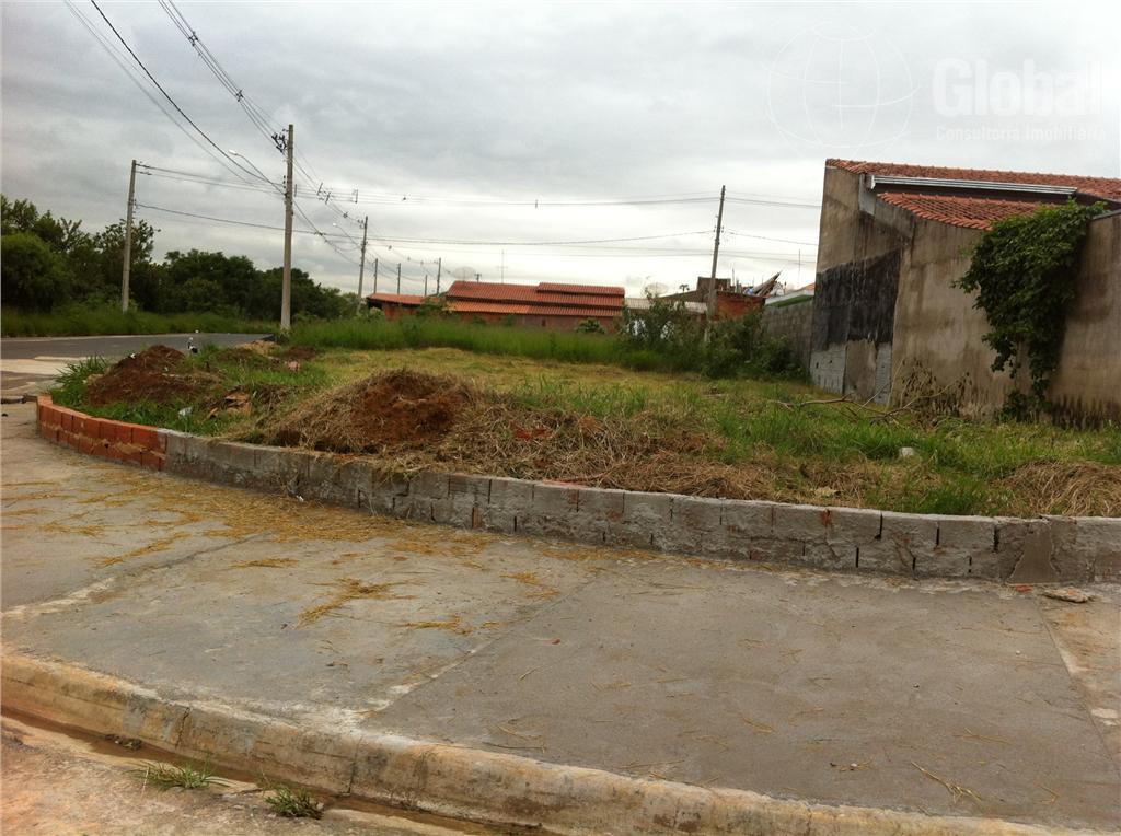 Terreno  residencial à venda, Residencial Bordon, Sumaré.