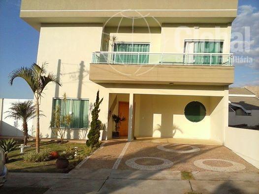 Sobrado residencial à venda, Residencial Imigrantes, Nova Odessa.
