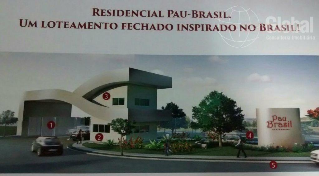 Terreno residencial à venda, Carioba, Pau Brasil, Americana.