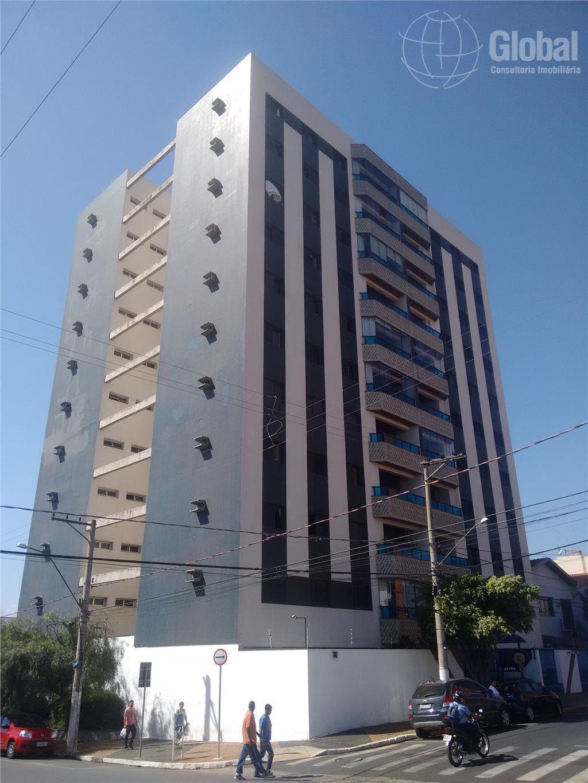 Apartamento  residencial para venda e locação, Centro, Sumaré.