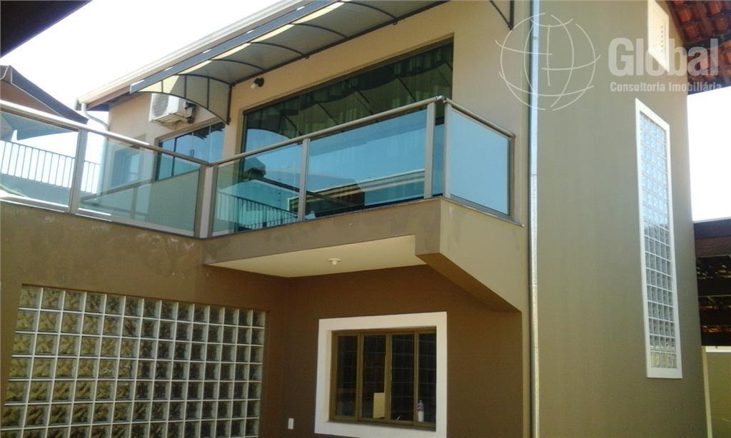 Sobrado  residencial à venda, Parque Manoel de Vasconcelos, Sumaré.