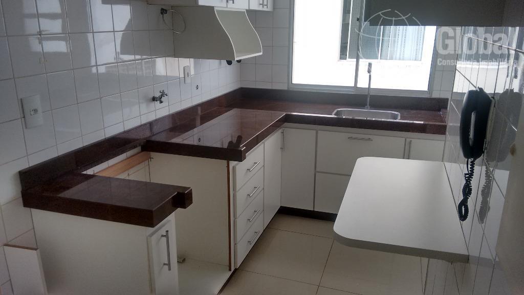 Apartamento residencial para venda e locação, Jardim Marchissolo, Sumaré.