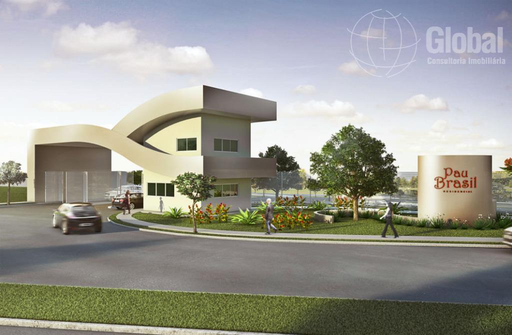 Terreno residencial à venda, Carioba, Americana.