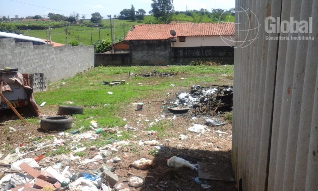Terreno residencial à venda, Jardim Novo Paraná, Sumaré.