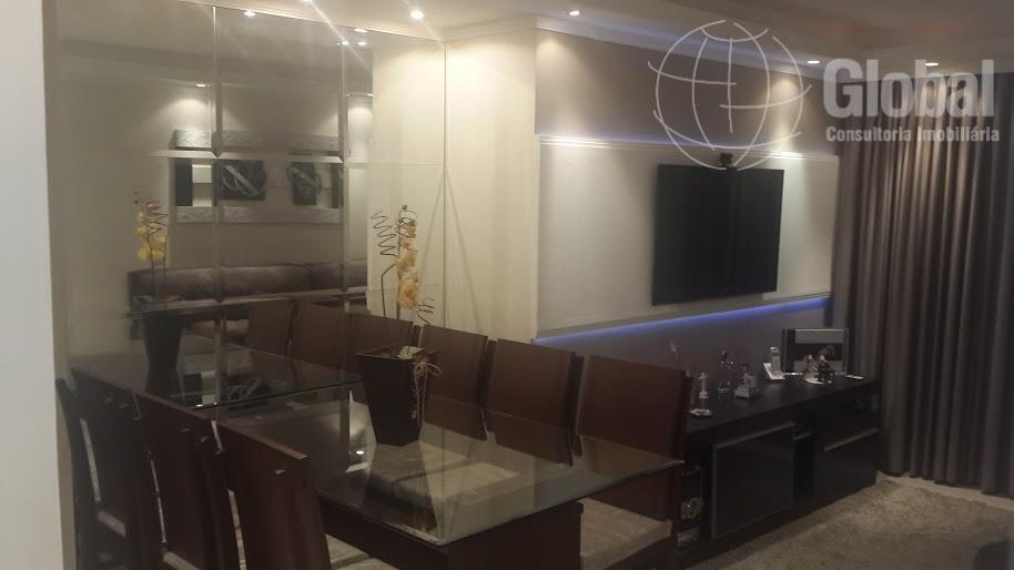 Apartamento residencial à venda, Jardim Nova Europa, Campinas.