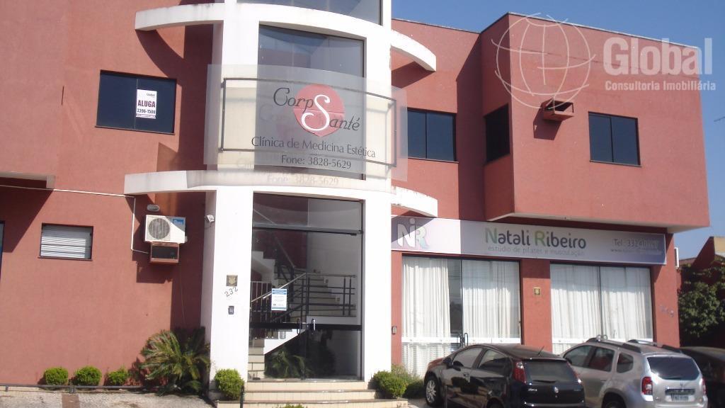 Andar Corporativo comercial para locação, Centro, Sumaré.