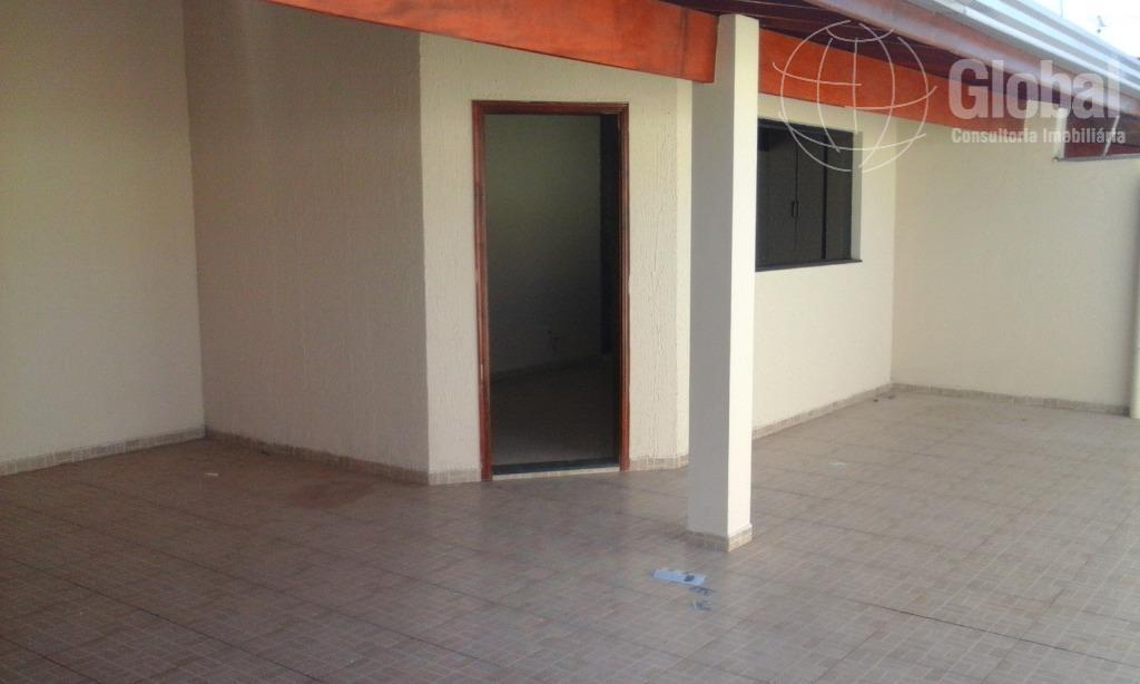 Casa com 3 dormitórios para alugar, 160 m² por R$ 1.800/mês - Jardim das Palmeiras - Sumaré/SP