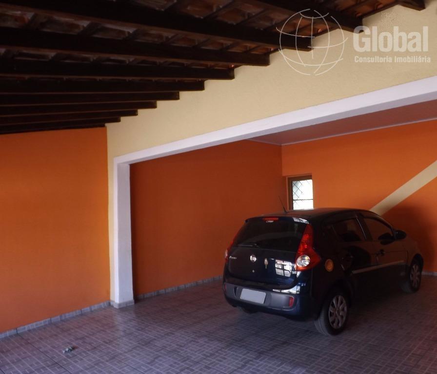 Sobrado residencial à venda, Jardim São Domingos, Sumaré.