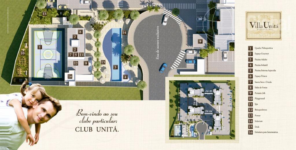 seja bem vindo ao villa unitá o mais completo clube privado de lazer em americana para...