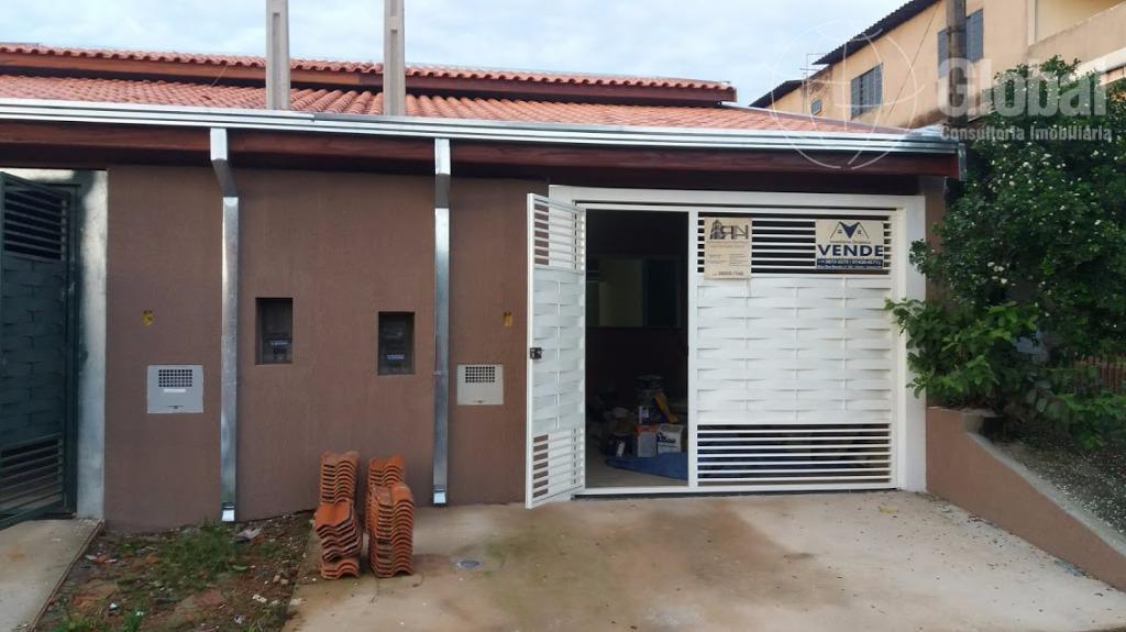 Casa residencial à venda, Parque Residencial Salerno (Nova Veneza), Sumaré.