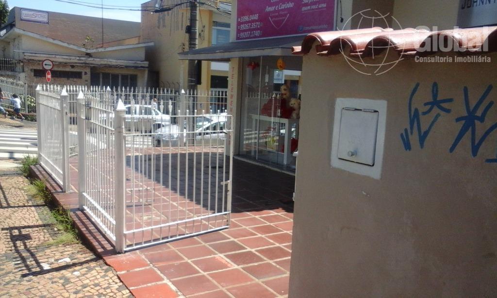Casa comercial à venda, Centro, Sumaré.