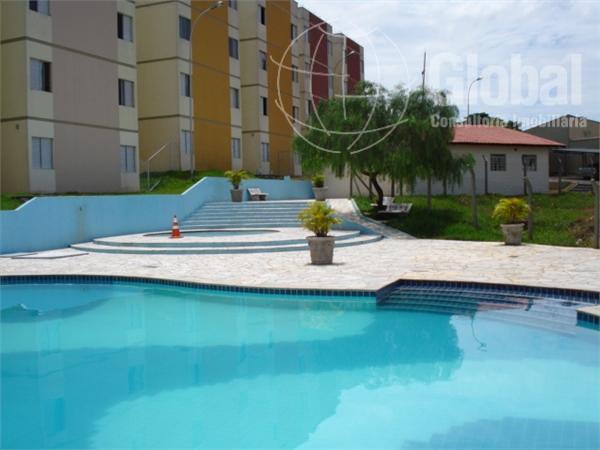 Apartamento residencial para locação, Jardim Marchissolo, Sumaré.