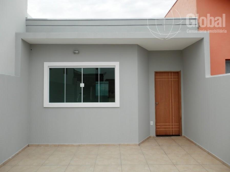 Casa residencial à venda, Jardim Campo Belo, Sumaré.