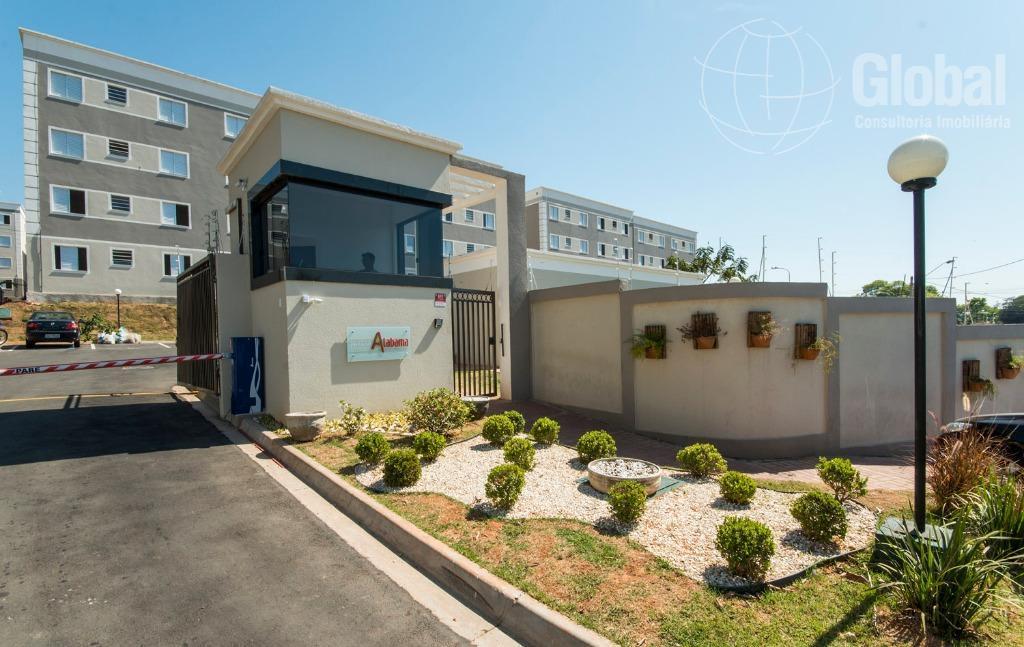 Apartamento residencial à venda, Jardim dos Lírios, Americana.