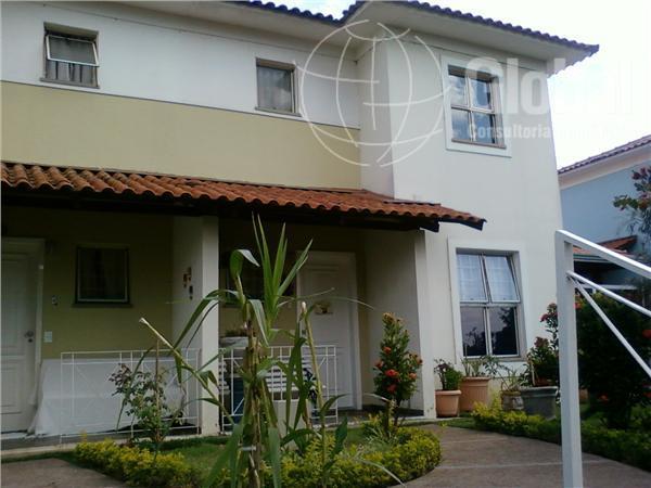 Sobrado residencial à venda, Residencial Villa Flora, Sumaré - SO0212.