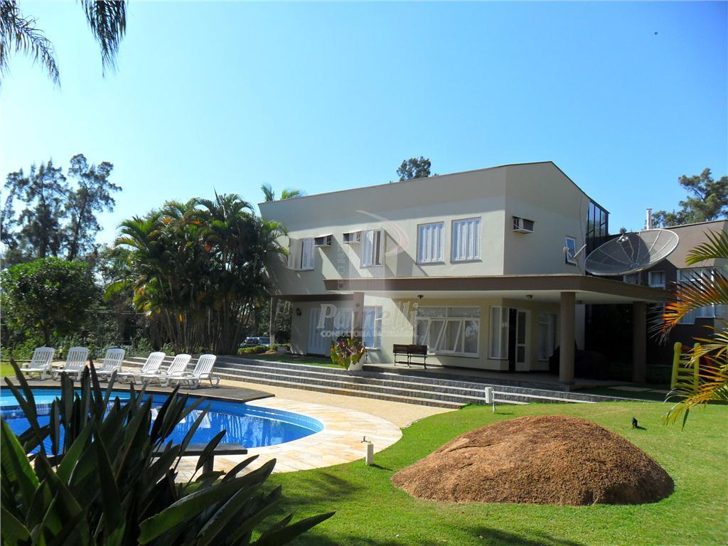 Casa Residencial à venda, Condomínio Monte Belo, Salto - CA0546.