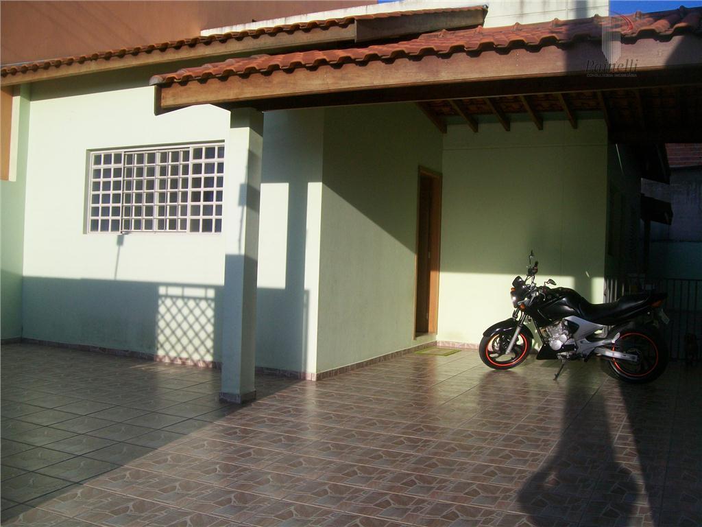 Casa Residencial à venda, Parque São Camilo, Itu - CA0458.