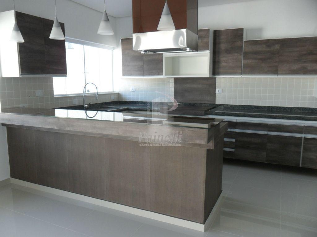 Casa residencial à venda, Condomínio Hermenegildo Milioni, Salto.