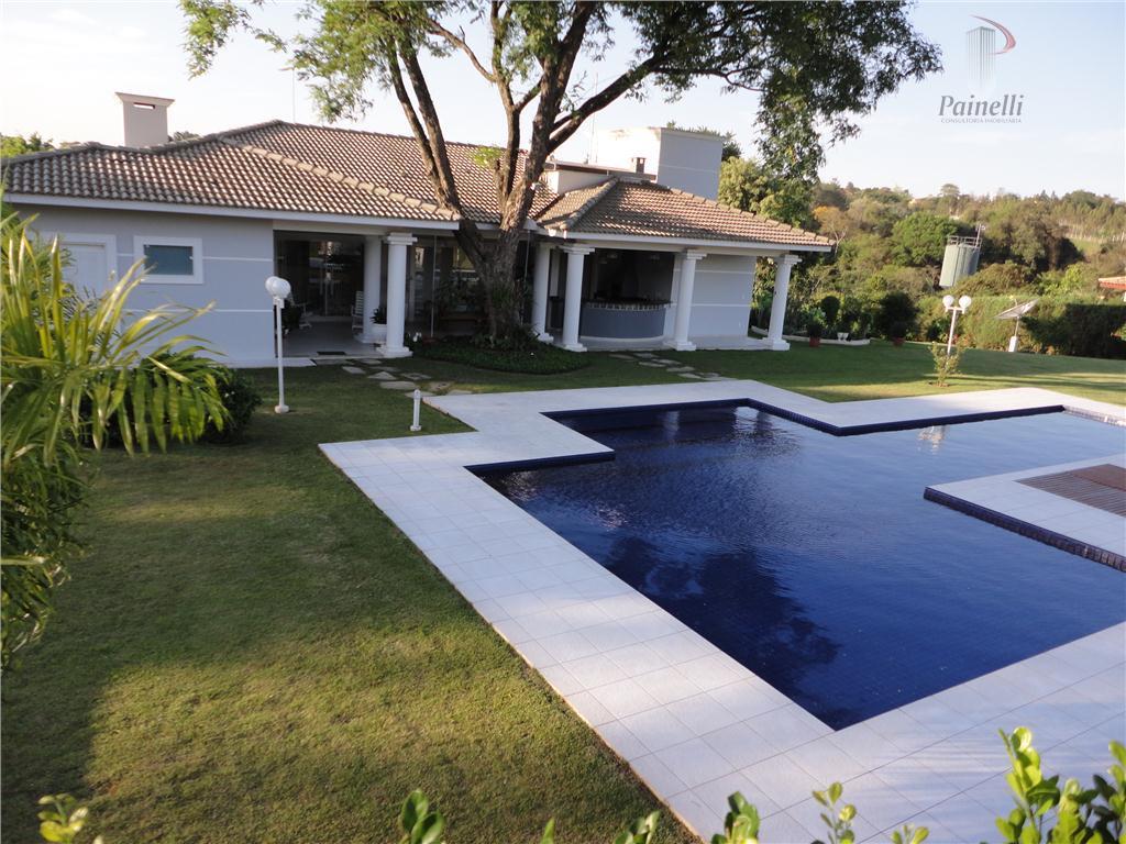 Casa residencial à venda, Condomínio Moradas São Luiz, Salto.