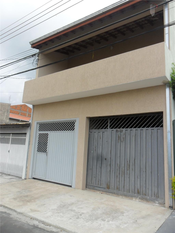 Casa residencial para locação, Jardim Arco-Íris, Salto.