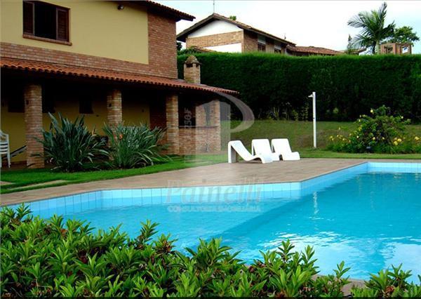Casa residencial para venda e locação, Condomínio Monte Belo, Salto - CA0123.