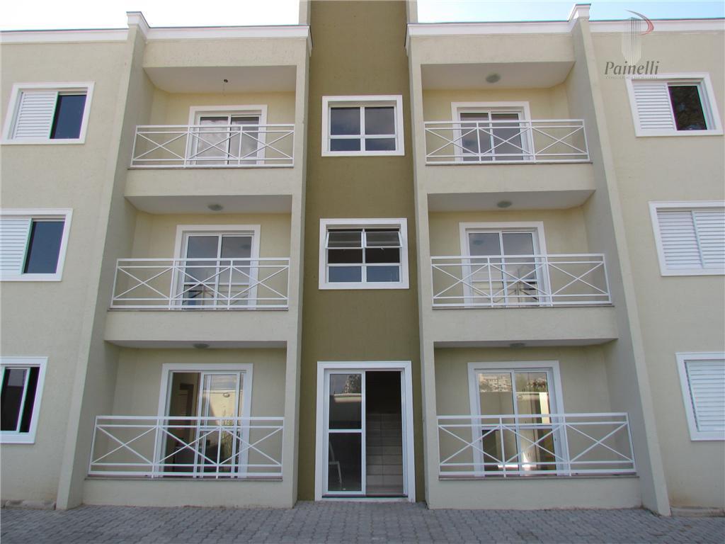 Apartamento residencial para locação, Loteamento Terras de São Pedro e São Paulo, Salto.
