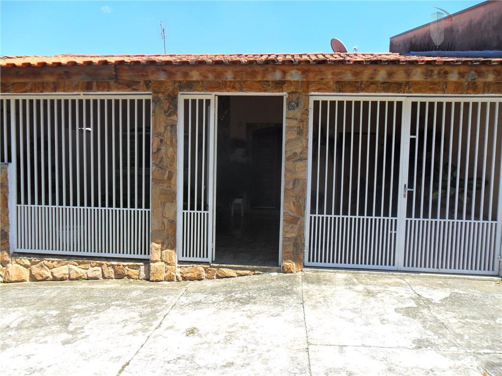 Casa residencial à venda, Nossa Senhora do Monte Serrat, Salto.