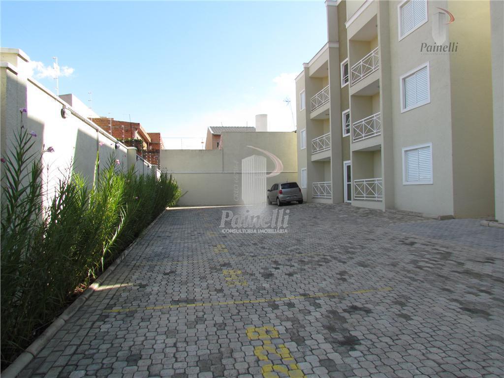 Apartamento residencial à venda, Loteamento Terras de São Pedro e São Paulo, Salto.