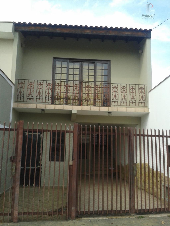 Casa residencial para locação, Vila Teixeira, Salto.