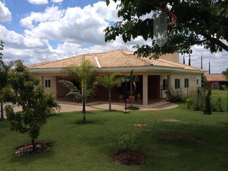 Casa residencial à venda, Condomínio Fechado Village Haras São Luiz II, Salto.