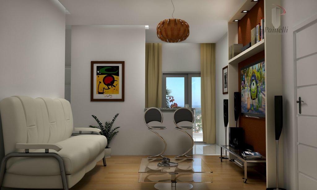 Apartamento residencial à venda, Vila Roma, Salto.
