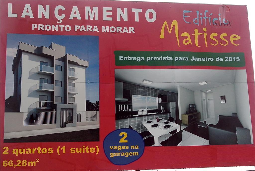 Apartamento residencial à venda, Vila Nova, Salto.