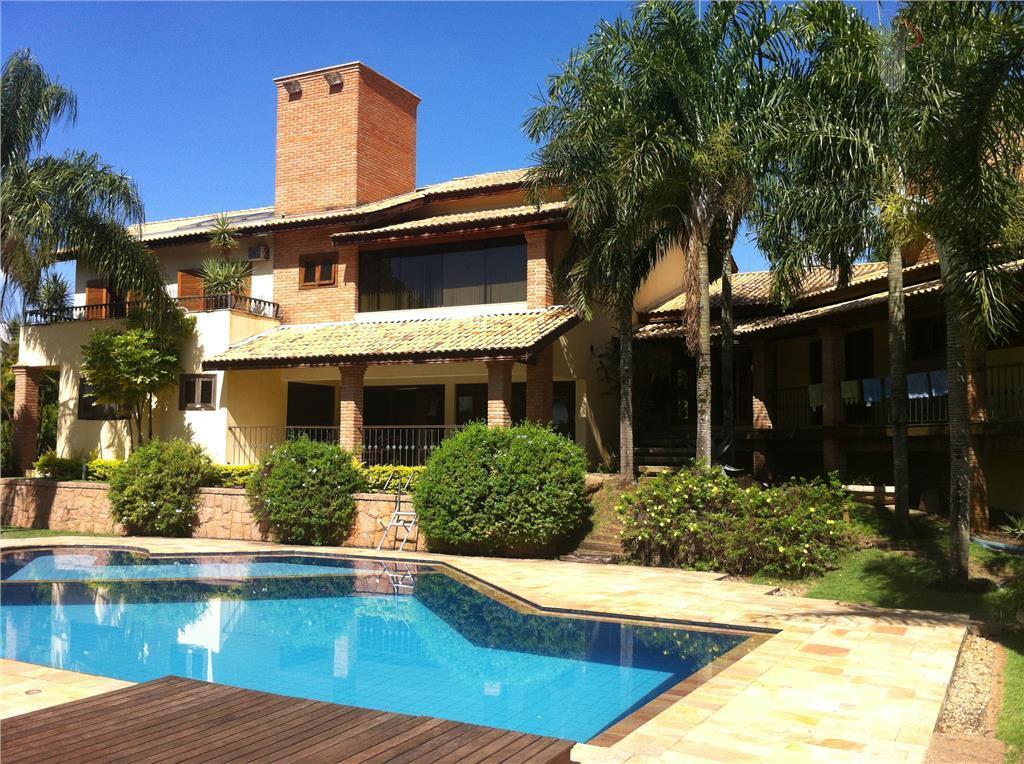 Casa residencial para venda e locação, Condomínio Fechado Village Haras São Luiz, Salto.