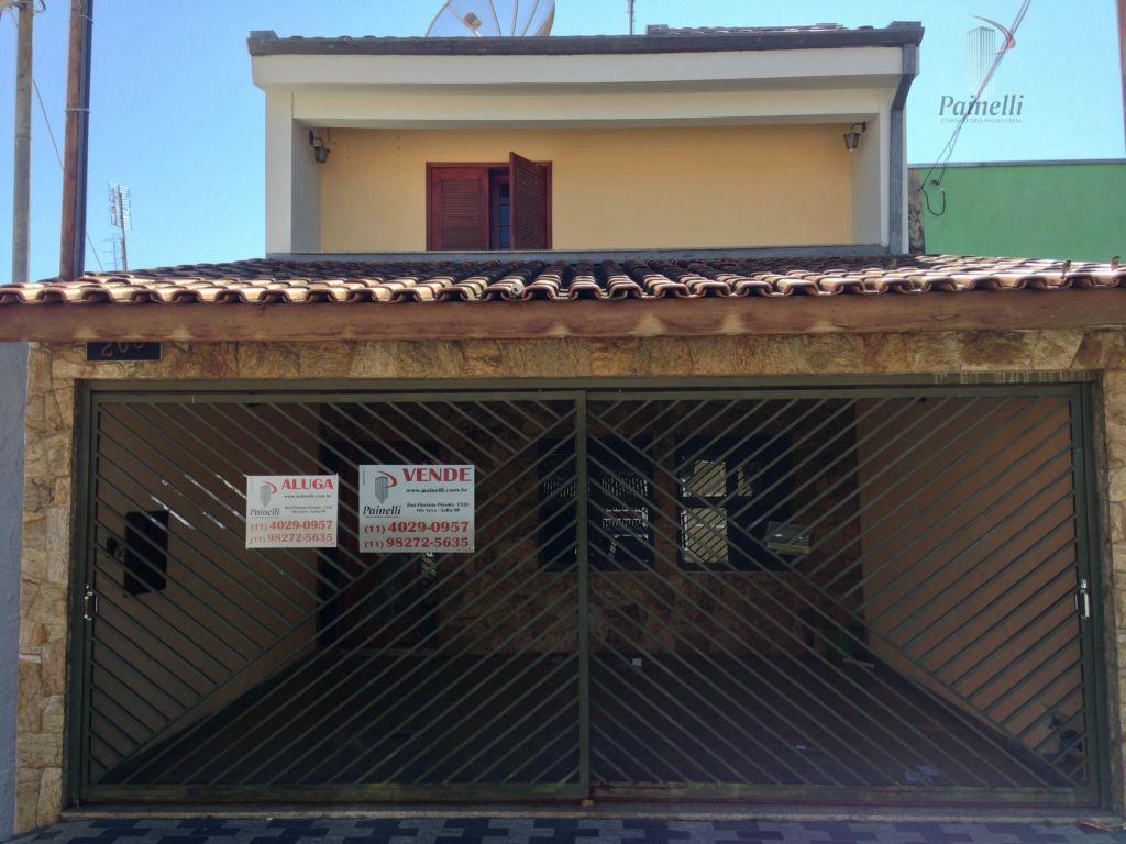 Casa residencial para venda e locação, Jardim da Cidade, Salto - CA1195.