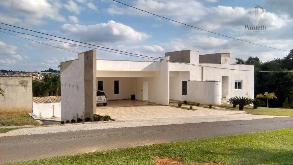 Casa residencial à venda, Condomínio Fechado Village Haras São Luiz, Salto.