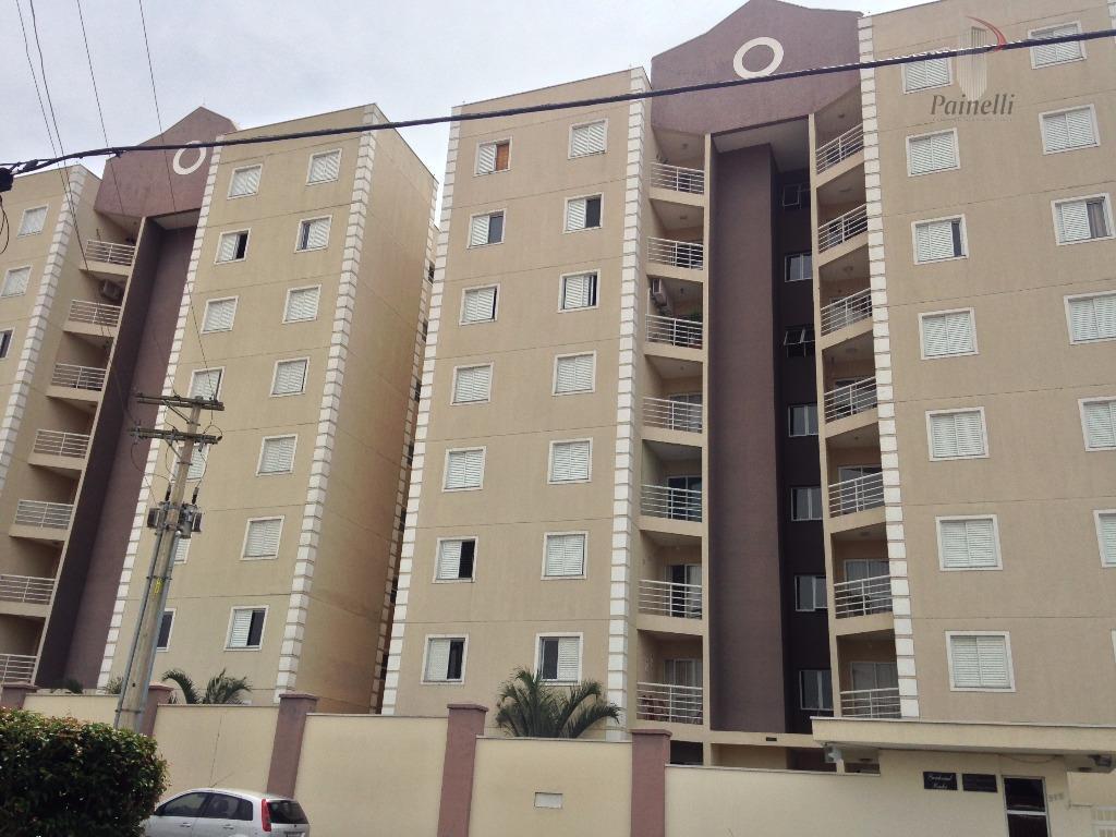 Apartamento residencial para locação, Jardim Nova Era, Salto - AP0036.