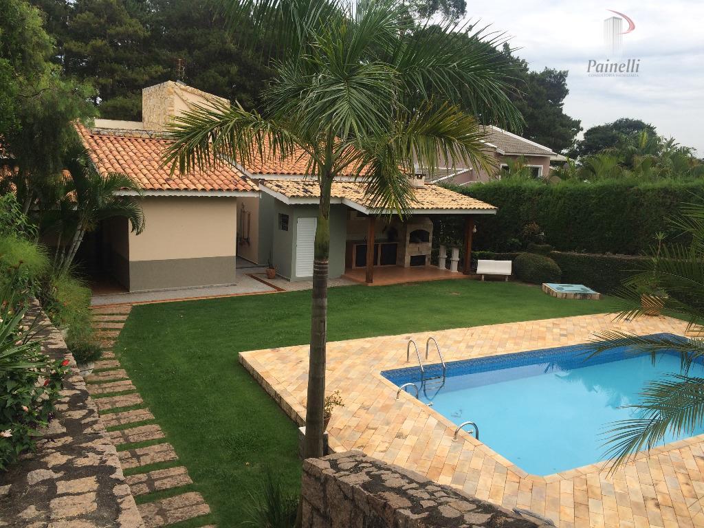 Casa residencial para locação, Condomínio Monte Belo, Salto - CA1256.