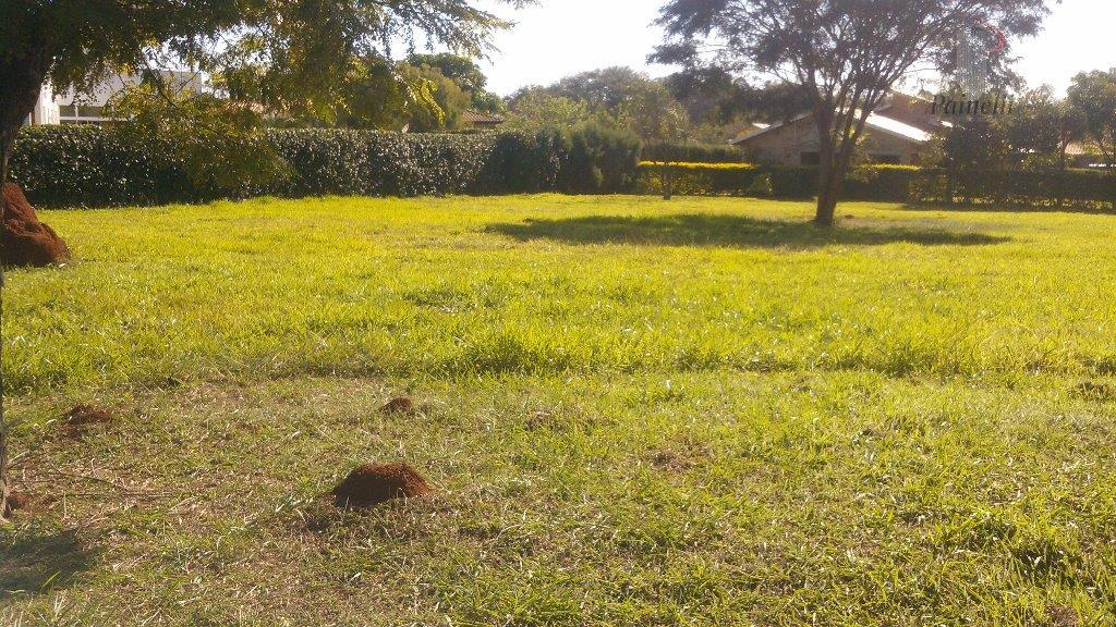 Terreno residencial à venda, Condomínio Primavera, Salto.