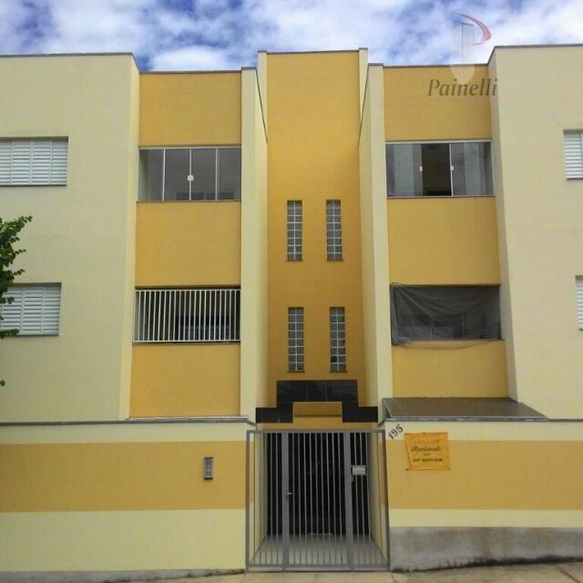 Apartamento residencial para venda e locação, Jardim Três Marias, Salto - AP0468.