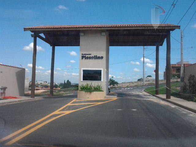 Terreno  residencial à venda, Condomínio Picolino, Salto.