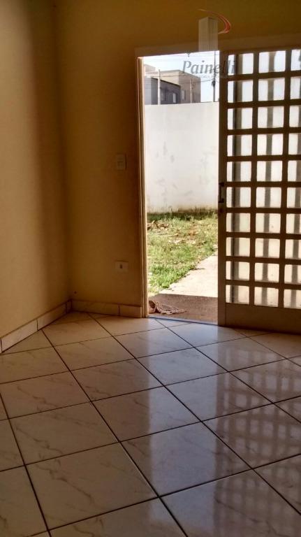 Casa residencial para locação, Jardim Santa Marta III, Salto - CA1237.