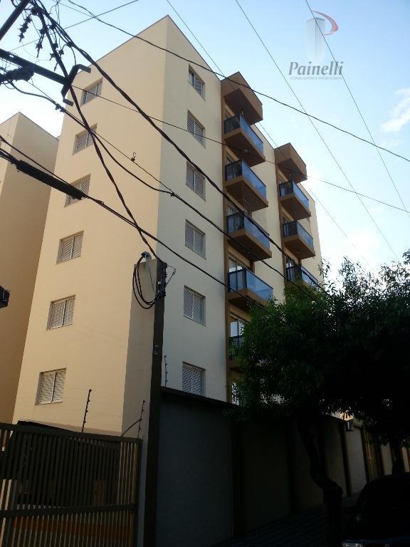 Apartamento residencial à venda, Vila Romão, Salto.