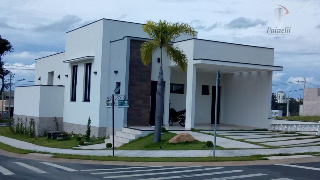 Casa residencial à venda, Loteamento Terras de São Pedro e São Paulo, Salto.