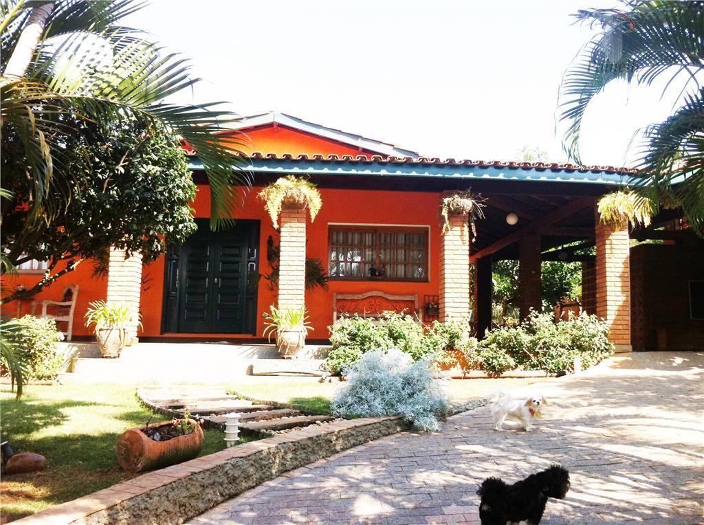 Casa  residencial toda mobiliada à venda, Condomínio Fechado Village Haras São Luiz